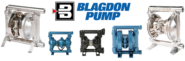 Blagdon Diaphragm pump
