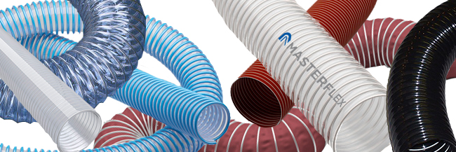 Masterflex flexible ducting
