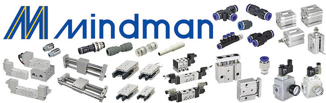 Mindman cylinders and pneumatics