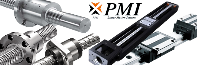 PMI Ballscrews, Linear Rails and Mono Stage