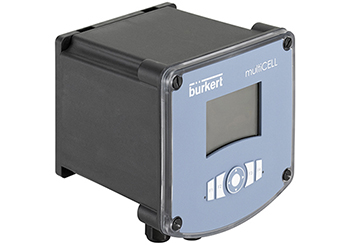 burkert multicell wall mount