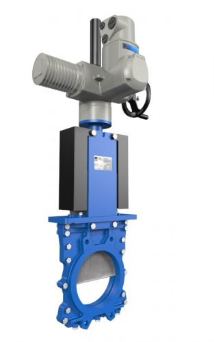 CMO Knife Gate Valve – Series B