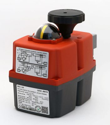 J3CS 20 JJ Electric Actuator