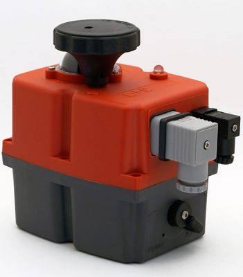J3CS 35 JJ Electric Actuator