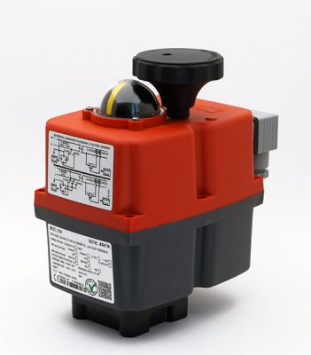 J3CS 85 JJ Electric Actuator