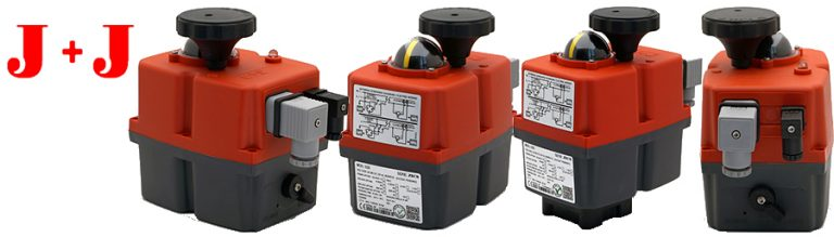 J&J electric actuator